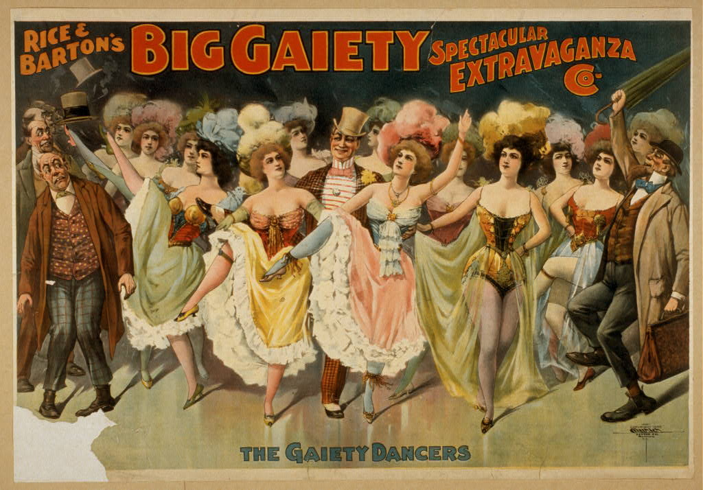 Rice and Barton's Big Gaiety Spectacular Extravaganza Co.