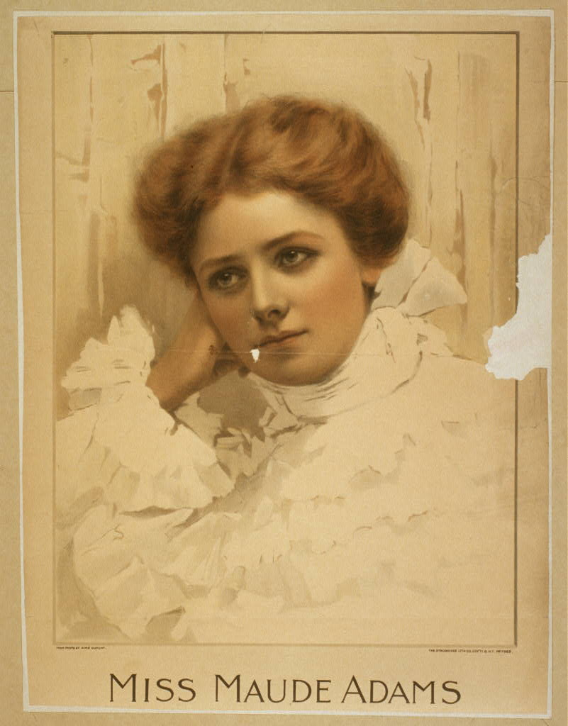 Miss Maude Adams