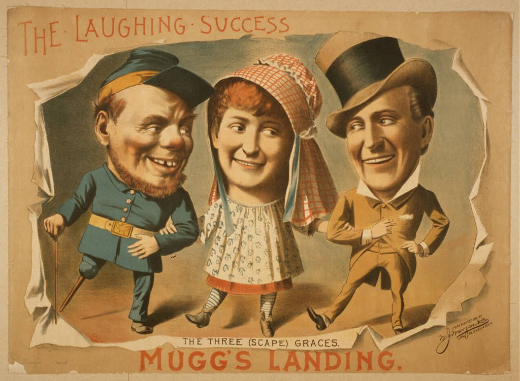 The laughing success, Mugg's Landing