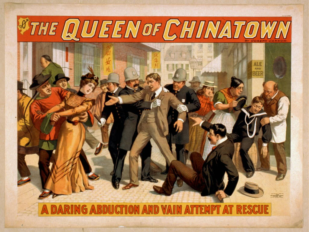 The queen of Chinatown by Joseph Jarrow.