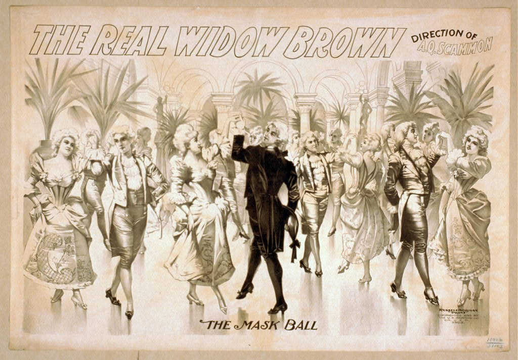 The real Widow Brown