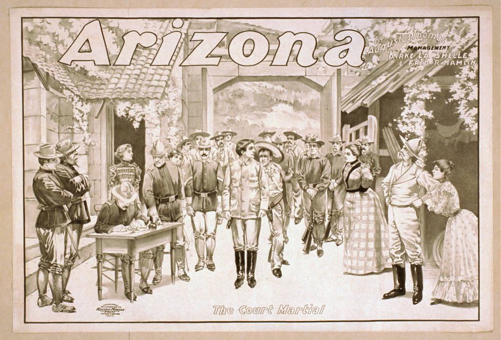 Arizona by Augustus Thomas.
