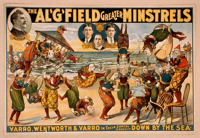 Al. G. Field Greater Minstrels