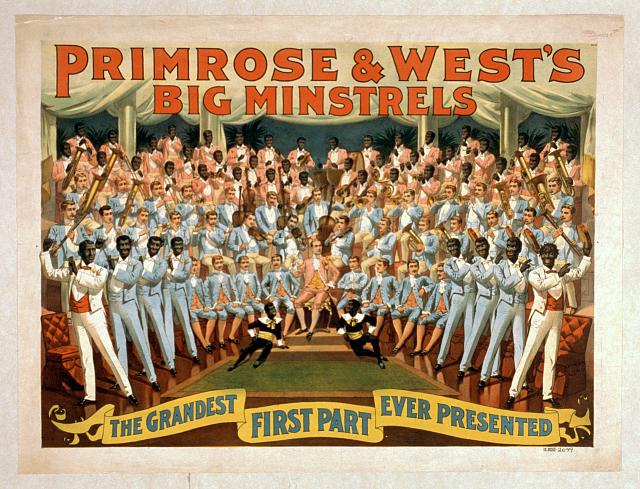 Primrose & West's Big Minstrels