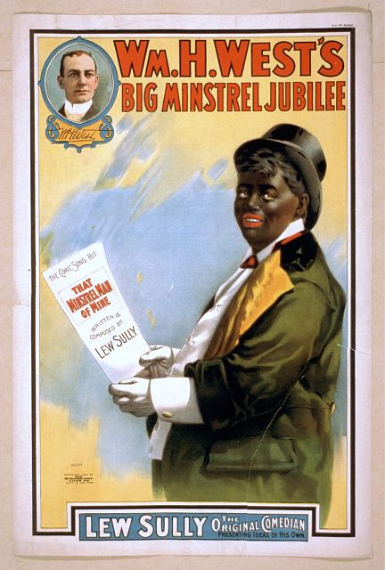 Wm. H. West's Big Minstrel Jubilee