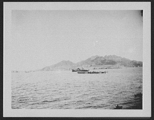 Port of Aden from the sea