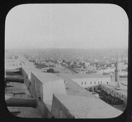 Cairo - panorama from the Citadel - right half