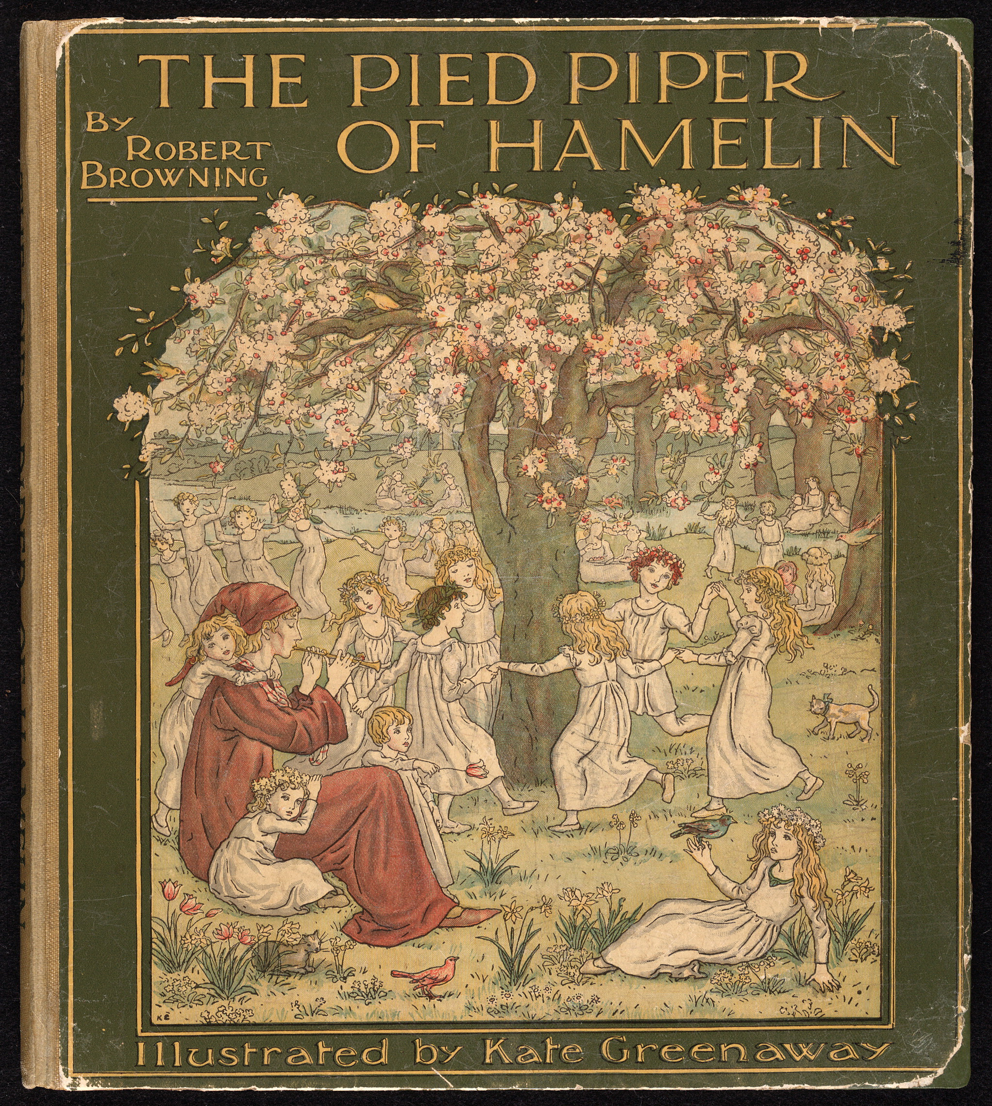 The Pied Piper Of Hamelin Classic Books Read Gov
